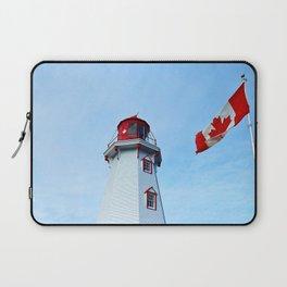 Lighthouse Panmure Island Laptop Sleeve