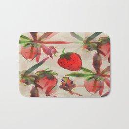 Strawberry Kush  Bath Mat