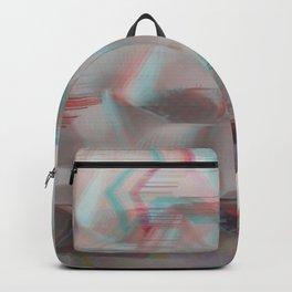 Lotus Glitch Backpack