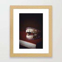 Patient 910 Framed Art Print