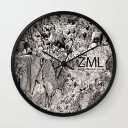 Pariah Wall Clock