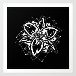 The Stargazer Art Print