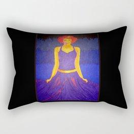 Thank Heaven for Seven Rectangular Pillow