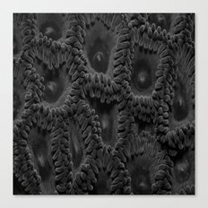 Eleven Shades of Gray Canvas Print