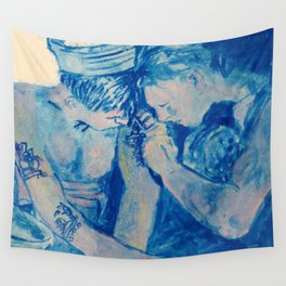 American sailors Wall Tapestry