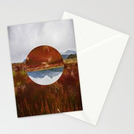 Pampa phone cover Stationery Cards