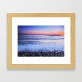 Henne Strand Framed Art Print