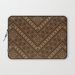 Tipi's (Brown) Laptop Sleeve