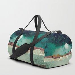 Spring Night Duffle Bag