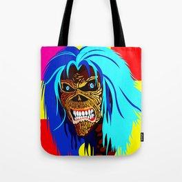 EDDIE D HEAD Tote Bag