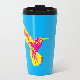 CMY Bird Travel Mug