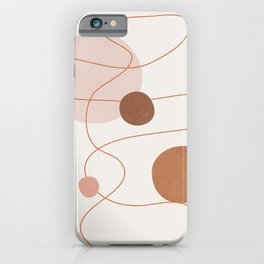Abstract Modern Art 21 iPhone Case