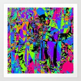 L.A. Swag Art Print