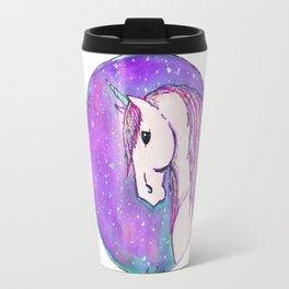 The Bright Freaking Unicorn Travel Mug