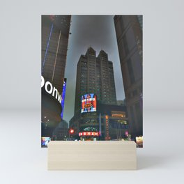 Shanghai 六 Mini Art Print