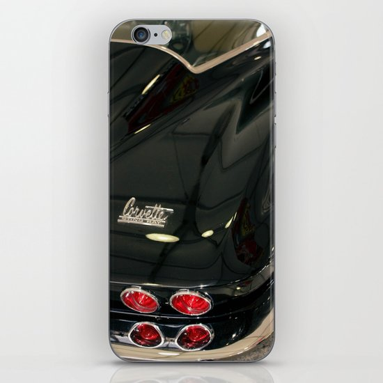1967 Corvette Sting Ray iPhone & iPod Skin
