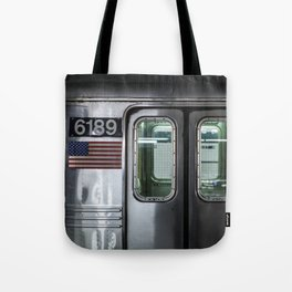 New York City Subway Tote Bag