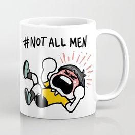 #NotAllMen Mug