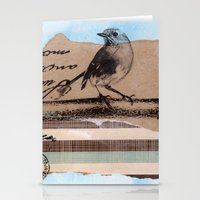birdy Stationery Cards featuring Birdy by zAcheR-fineT
