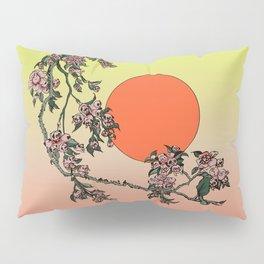 Pugry Blossom Pillow Sham