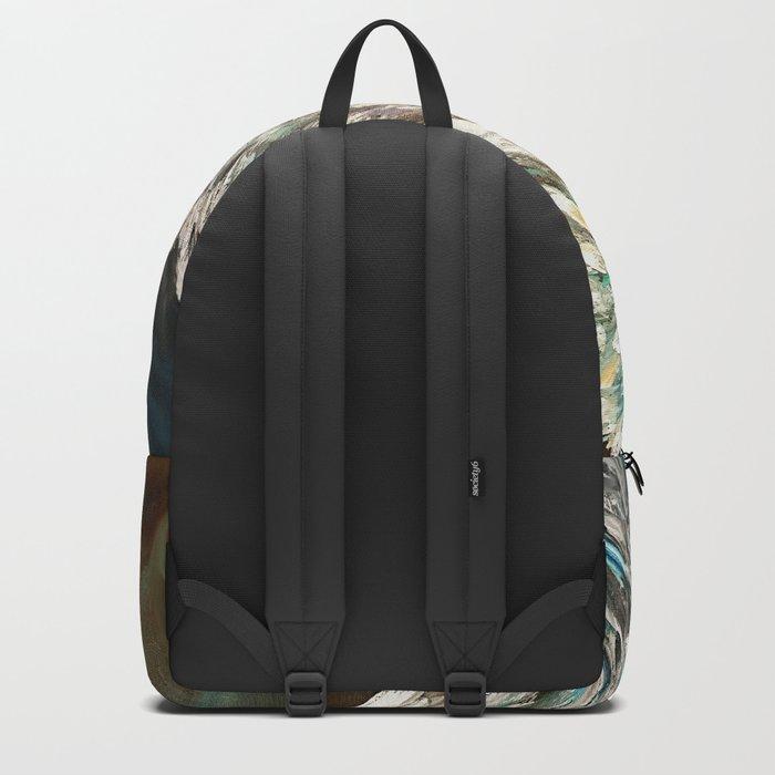 Mystic Angel Wings Backpack