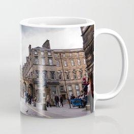 Royal Mile in Edinburgh, Scotland Coffee Mug