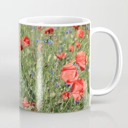 poppy flower no6 Coffee Mug