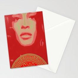 M.I.A. fan art Stationery Cards