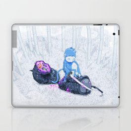 Samurai Monkey Laptop & iPad Skin