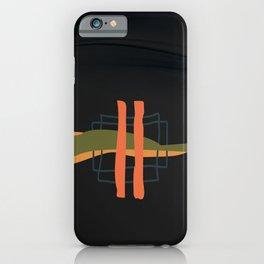 Dark Horizon iPhone Case