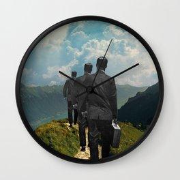 Quit Your Job Wall Clock