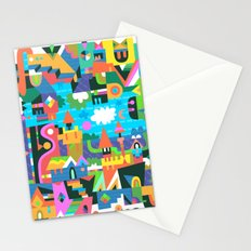 Neighbourhood 2 Stationery Cards