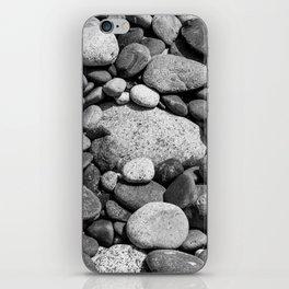Beach Rocks 2 iPhone Skin