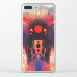 the last stand Clear iPhone Case