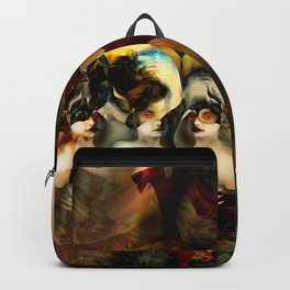 """""""Hydra (or The Bitch)"""" Backpack"""