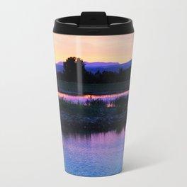Boise Idaho  Travel Mug