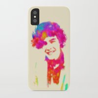harry iPhone & iPod Cases featuring Harry by deff