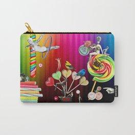Sweet Rainbow Hug Carry-All Pouch