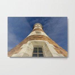 Roker lighthouse 2 Metal Print