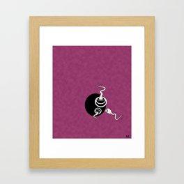 The Greatest Race Framed Art Print