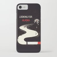 looking for alaska iPhone & iPod Cases featuring Looking for Alaska by Risa Rodil