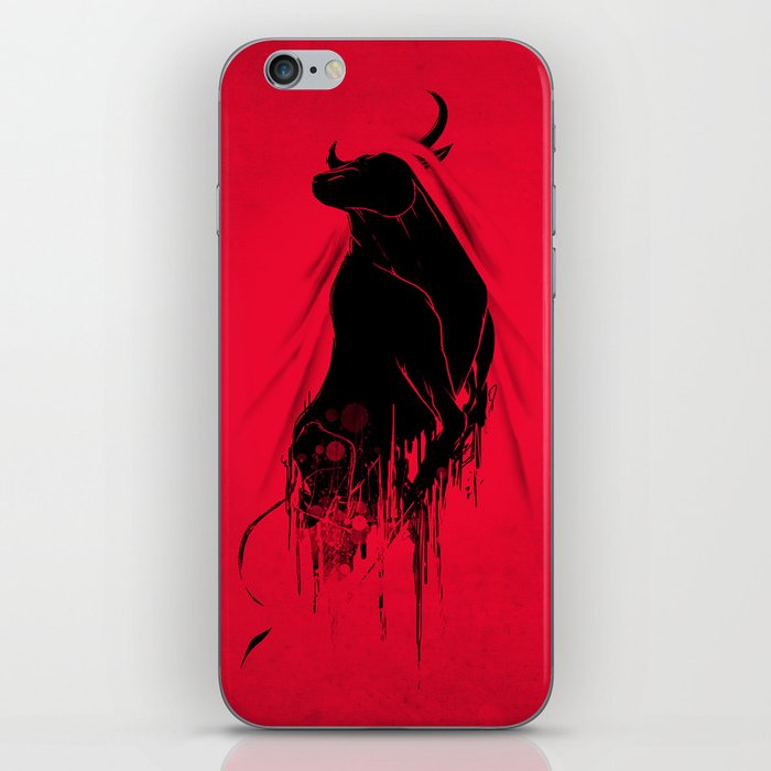 Revenge Of The Toro iPhone Skin