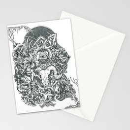 R A M Stationery Cards