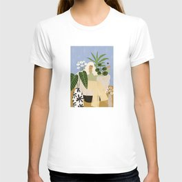 Wine and Plants T-shirt