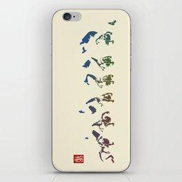 Capoeira 456 iPhone Skin