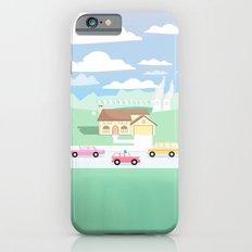 SPRINGFIELD TOWN Slim Case iPhone 6s