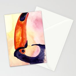 Tucan Stationery Cards