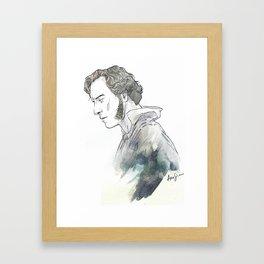 I Dream Framed Art Print