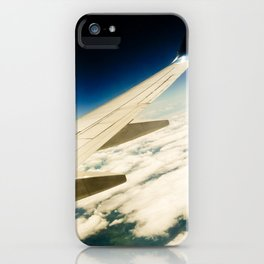 Airplane Wing iPhone Case