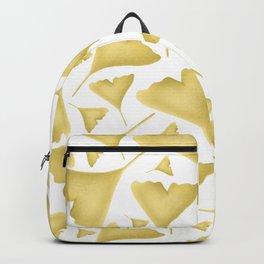 Jinko leaf Backpack